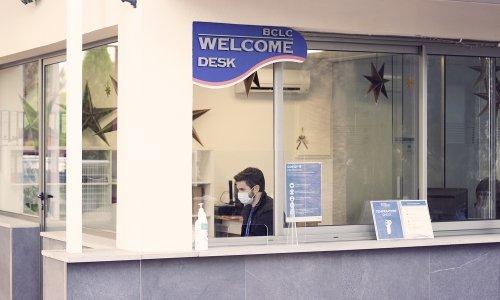 welcomedesk_britishcollegelacanyada