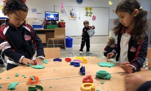 aulas infantil1_britishcollegelacañada